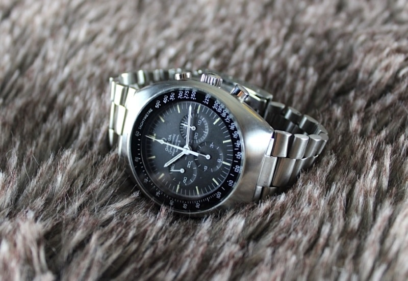 Omega Speedmaster de collection