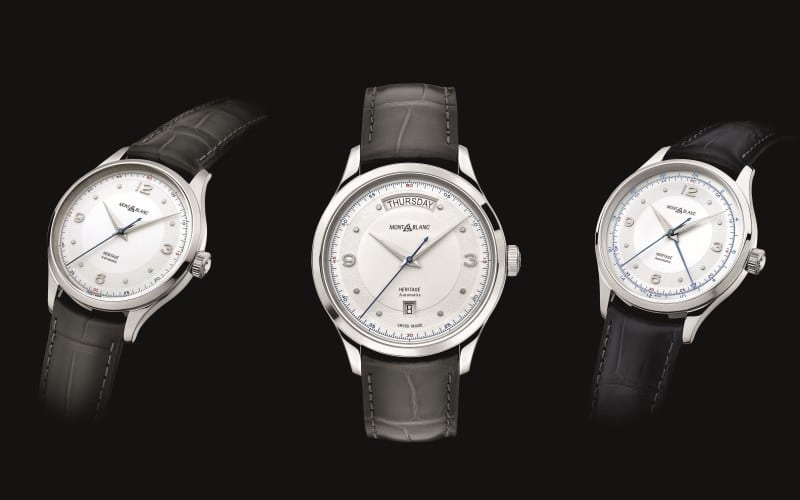 Collection Montblanc Heritage