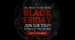 Black Friday horlogerie montre