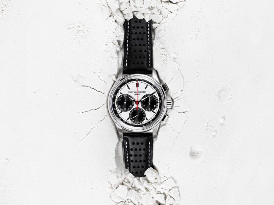 Fréderique Constant Flyback Chronographe Manufacture Panda
