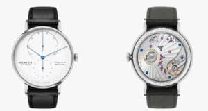 Lambda 175 Years Watchmaking Glashütte