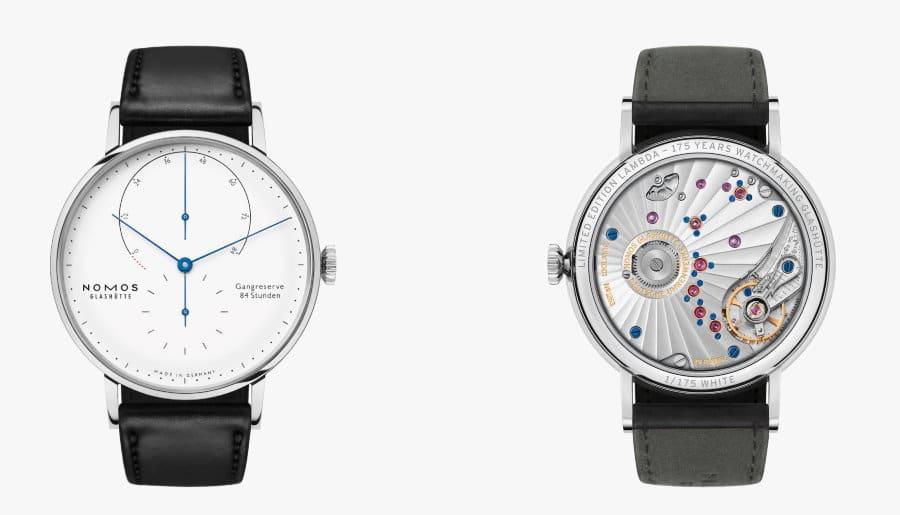 Lambda 175 Years Watchmaking Glashütte