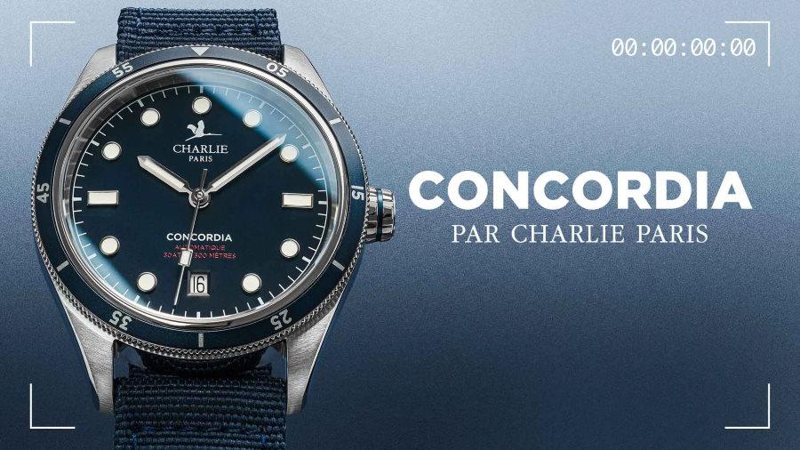 Charlie Paris Concordia