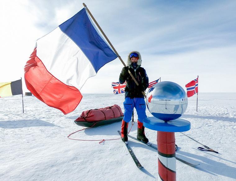 Expédition Pôle Sud