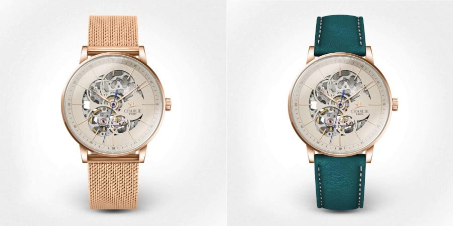 Montre Charlie Watch Initial 36